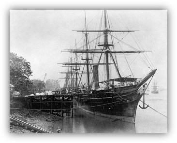 El naufragio del Carnatic